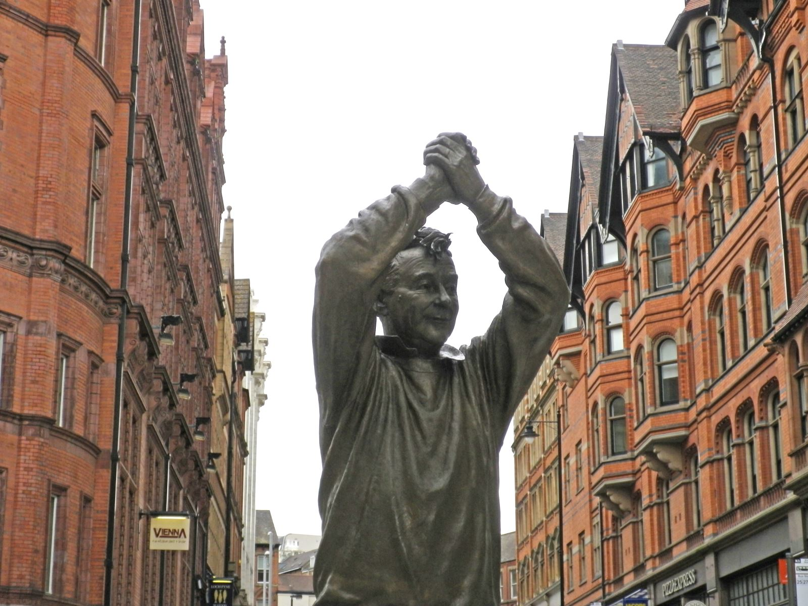 Brian Clough | Visit Nottinghamshire