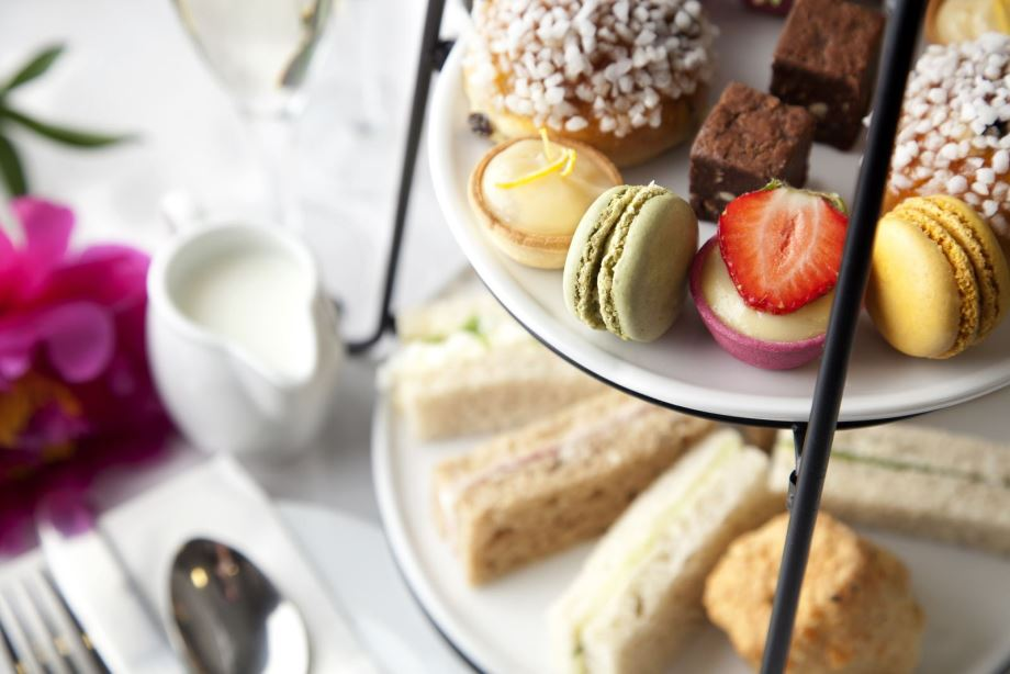 Harts Afternoon Tea | Visit Nottinghamshire