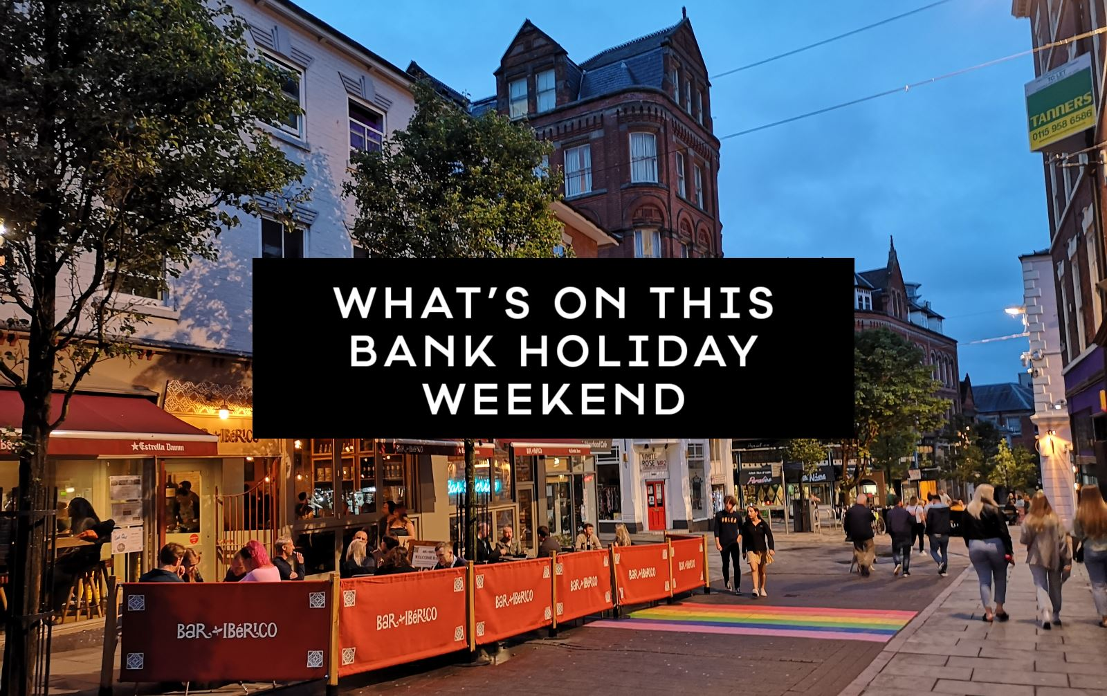 What's on this bank holiday weekend in Nottingham and Nottinghamshire