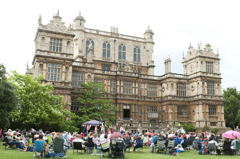 Open Air Theatre Wollaton Hall
