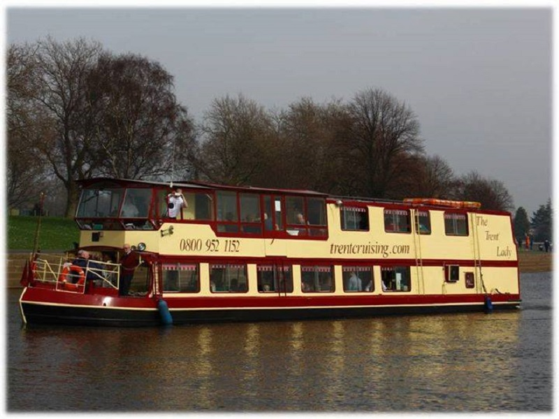 The Trent Lady - Trent River Cruises