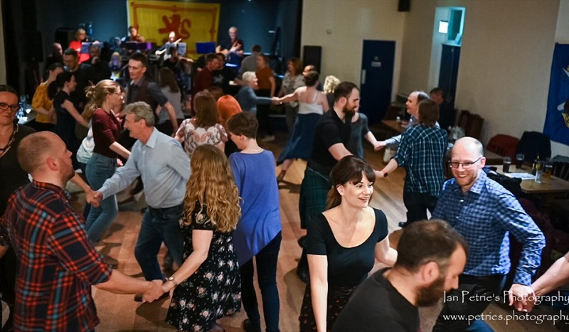 Nottingham Ceilidh Club