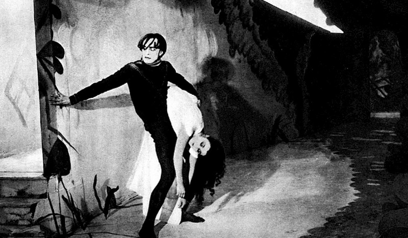 The Cabinet of Dr Caligari at Nottingham Contemporary