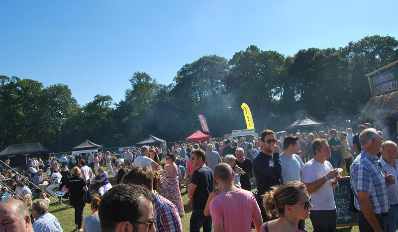 Festival of Food and Drink at Clumber Park