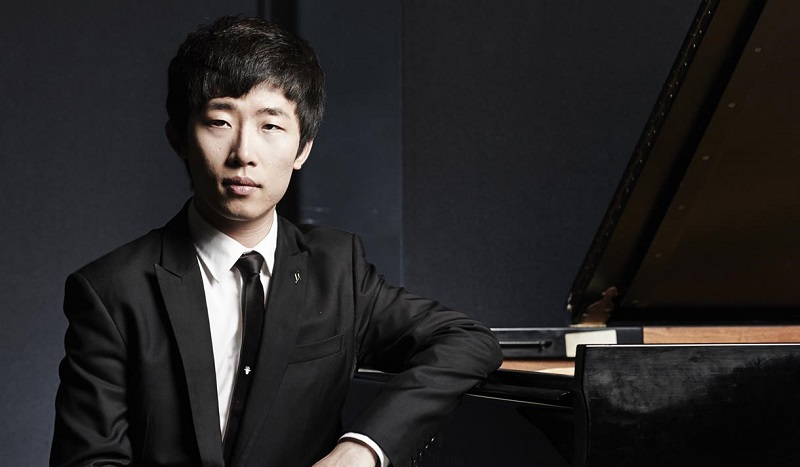 Ju Liu - Sunday Morning Piano Serise at Theatre Royal Concert Hall