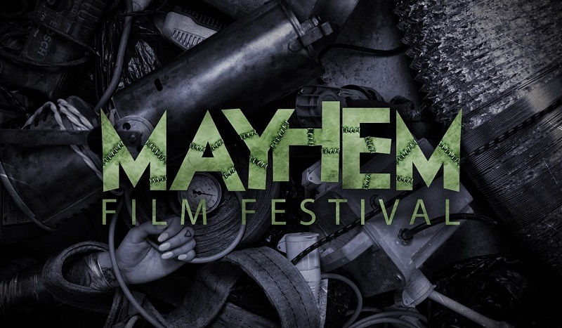 Mayhem Film Festival Logo