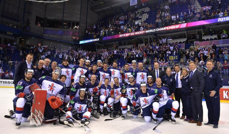 Men's Ice Hockey Olympic Qualifiers - Visit Nottingham