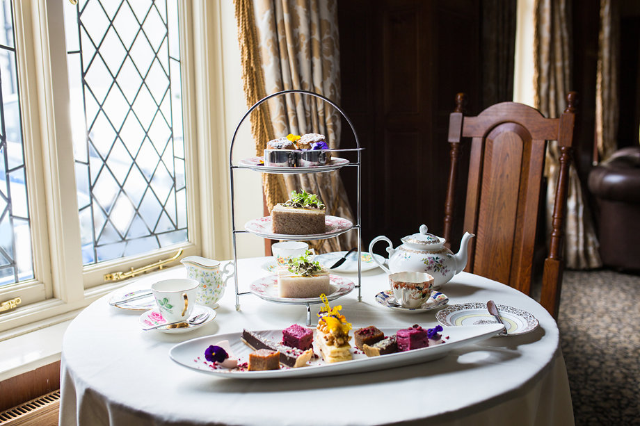 Afternoon Tea at Ye Olde Bell | Visit Nottinghamshire