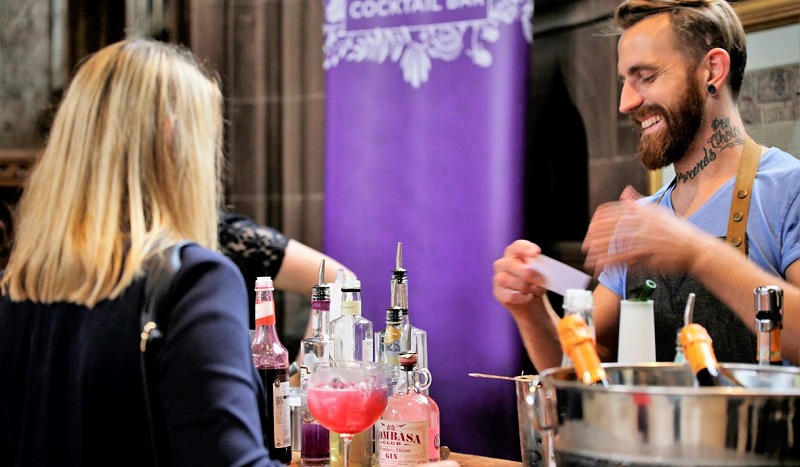 The Gin Society Festival - Visit Nottinghamshire