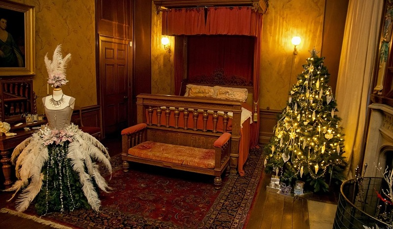A Storybook Christmas At Newstead Abbey