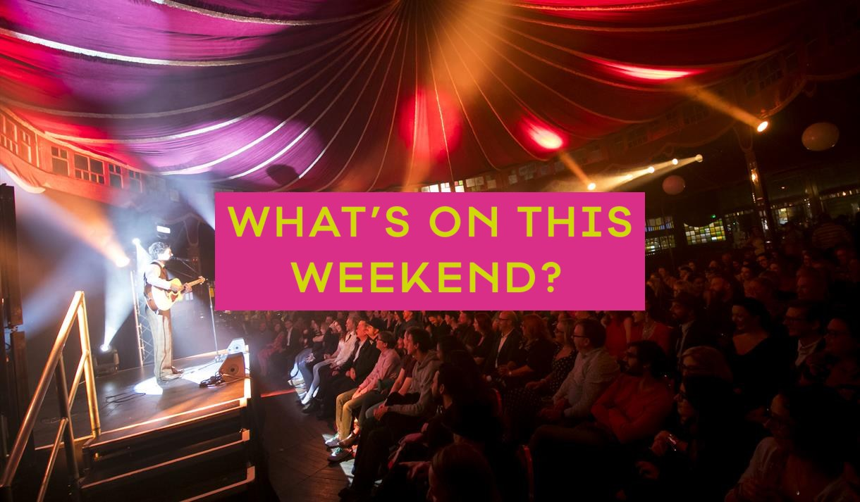 What's on this weekend in Nottinghamshire banner