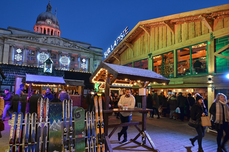 Nottingham Winter Wonderland