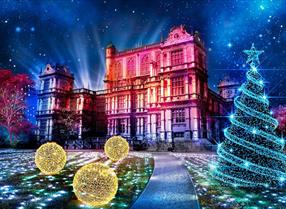 Thumbnail for Christmas at Wollaton Hall