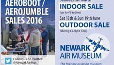 Indoor Aeroboot / Aerojumble Table Top Sale