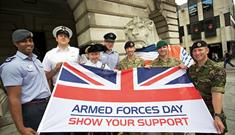 Armed Forces Weekend 2016