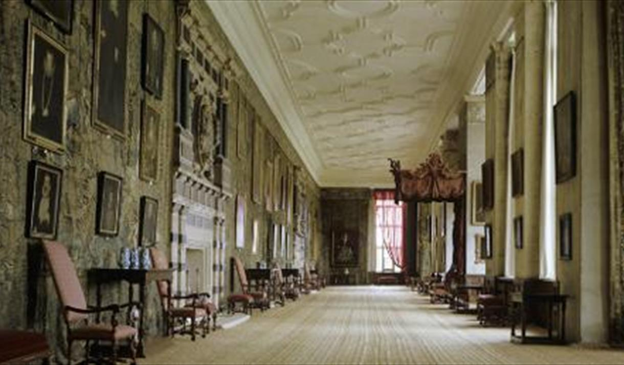 Explore Behind The Scenes At Hardwick Hall Visit Nottinghamshire