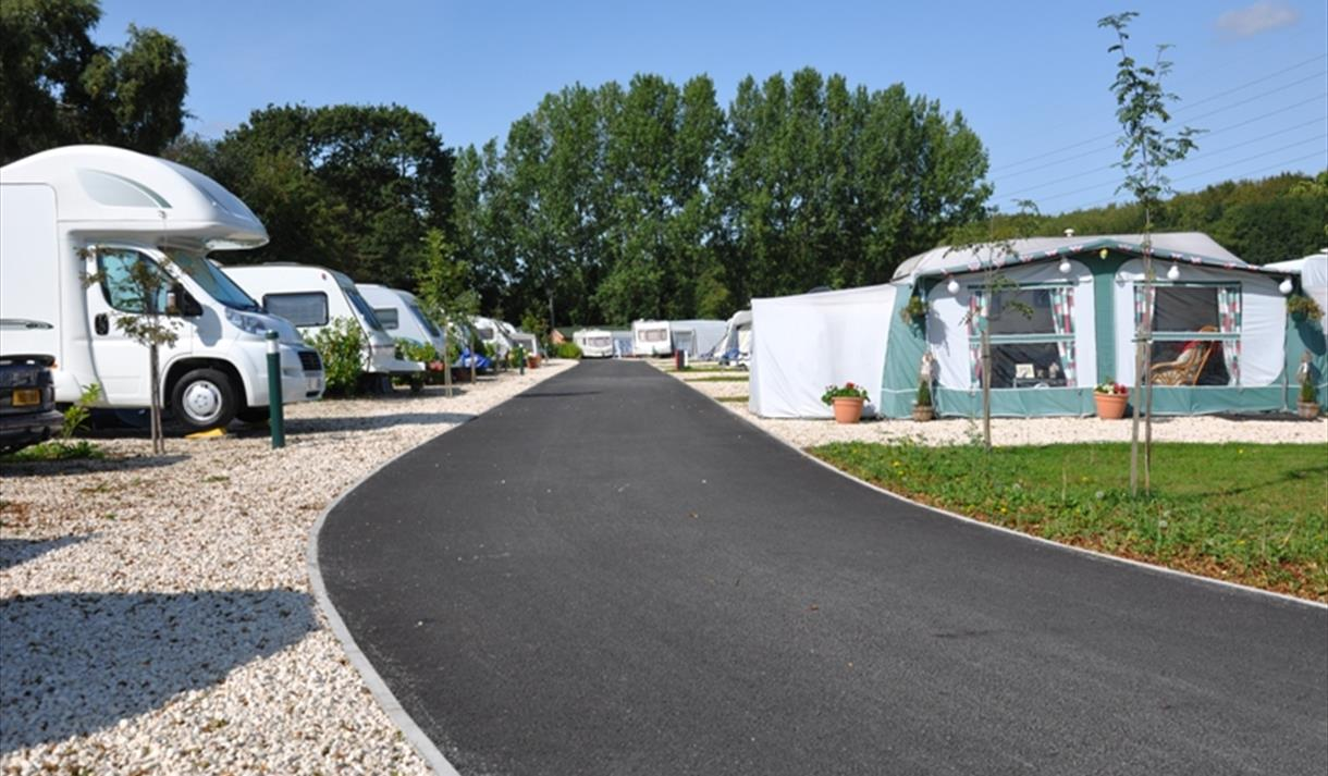 Sherwood Forest Camping >> Sherwood Forest Holiday Park Mansfield Visit Nottinghamshire