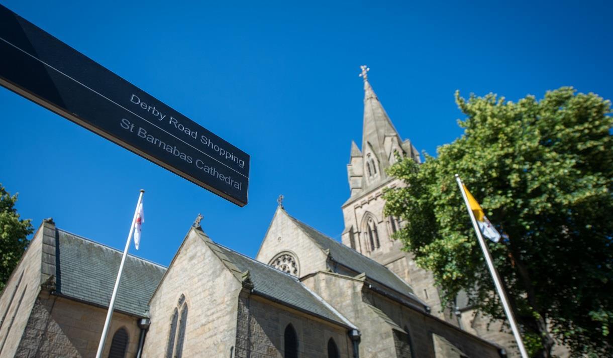 Nottingham Cathedral Visit Nottinghamshire