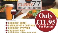 Curry77 Indian Restaurant
