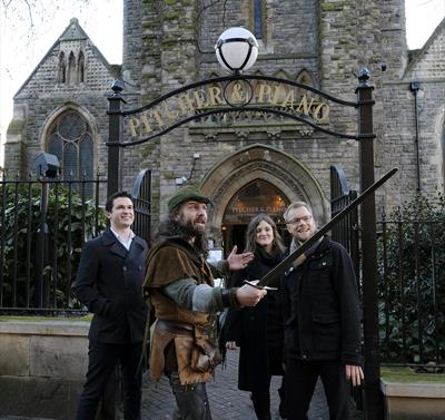 Ezekial Bone's Robin Hood Tours of Nottingham