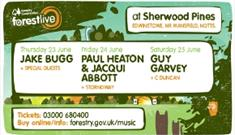 Forest Live 2016 at Sherwood Pines