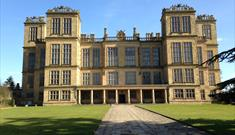 Be a Ranger for the day at Hardwick Hall