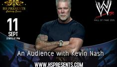 An Audience with Kevin Nash - WWE Legend!