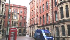 FREE Nottingham Lace Market Tour