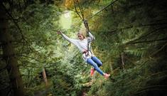 Go Ape at Sherwood Pines - Save 20% On Sundays in October!