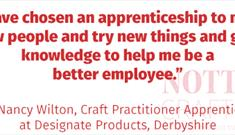 Nottingham Craft Academy: Apprenticeship Surgery
