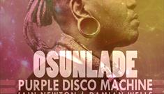 Riverbank Pop Up Party with Osunlade