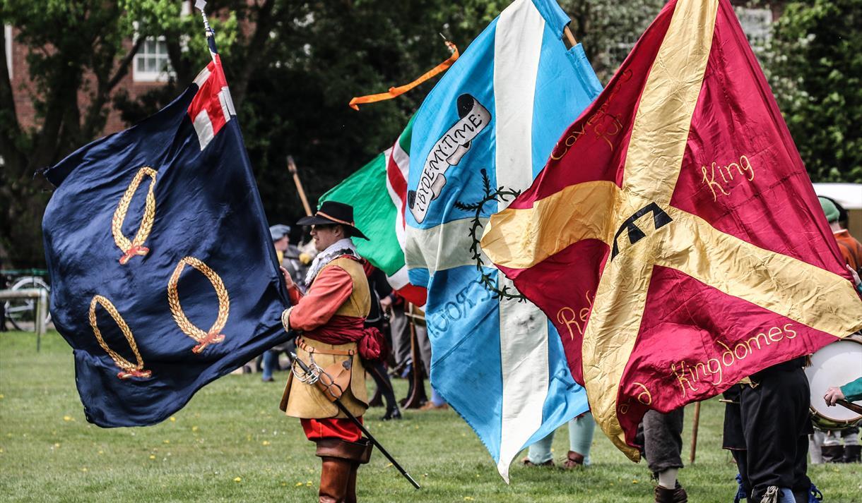 Pikes and Plunder: Civil War Festival 2019 - Visit Nottinghamshire