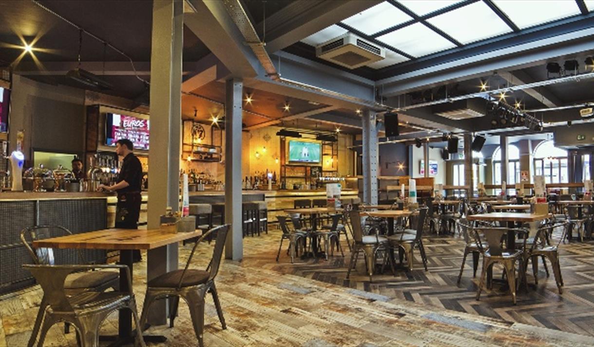 Outdoor Bar Nottingham