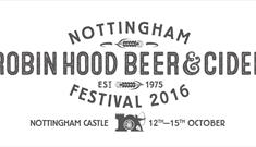 Robin Hood Beer and Cider Festival 2016