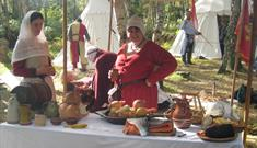Medieval Forest Life Weekend