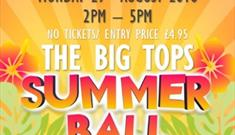 The Big Tops Summer Ball