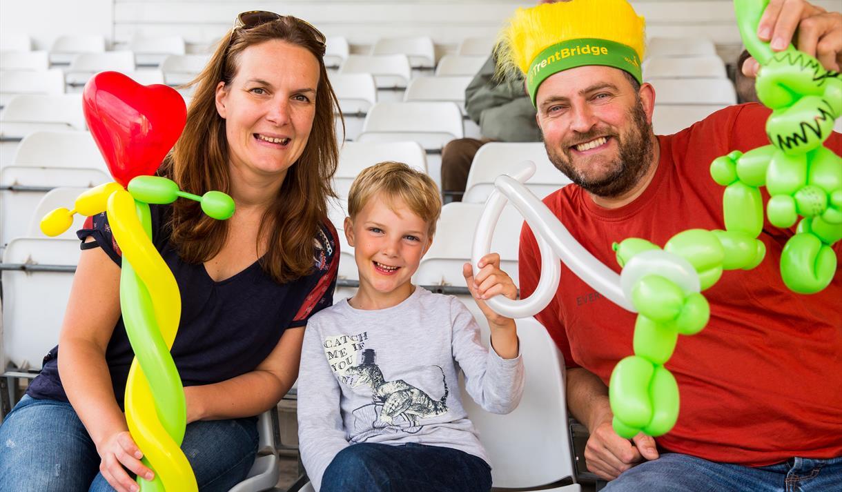 T20 Blast Cricket - Visit Nottinghamshire