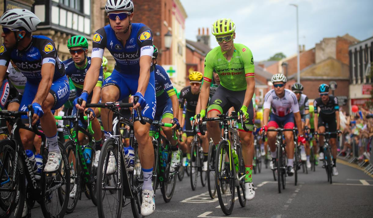 02288044f20363 The OVO Energy Tour of Britain - Stage 7 West Bridgford to Mansfield ...
