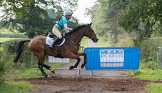 Osberton International Horse Trials inc. The KBIS British Eventing Young Horse Championships