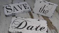 The Ram - Save the Date Wedding Fair