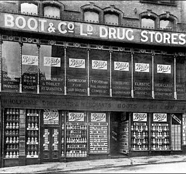 Boots First Store on Goosegate