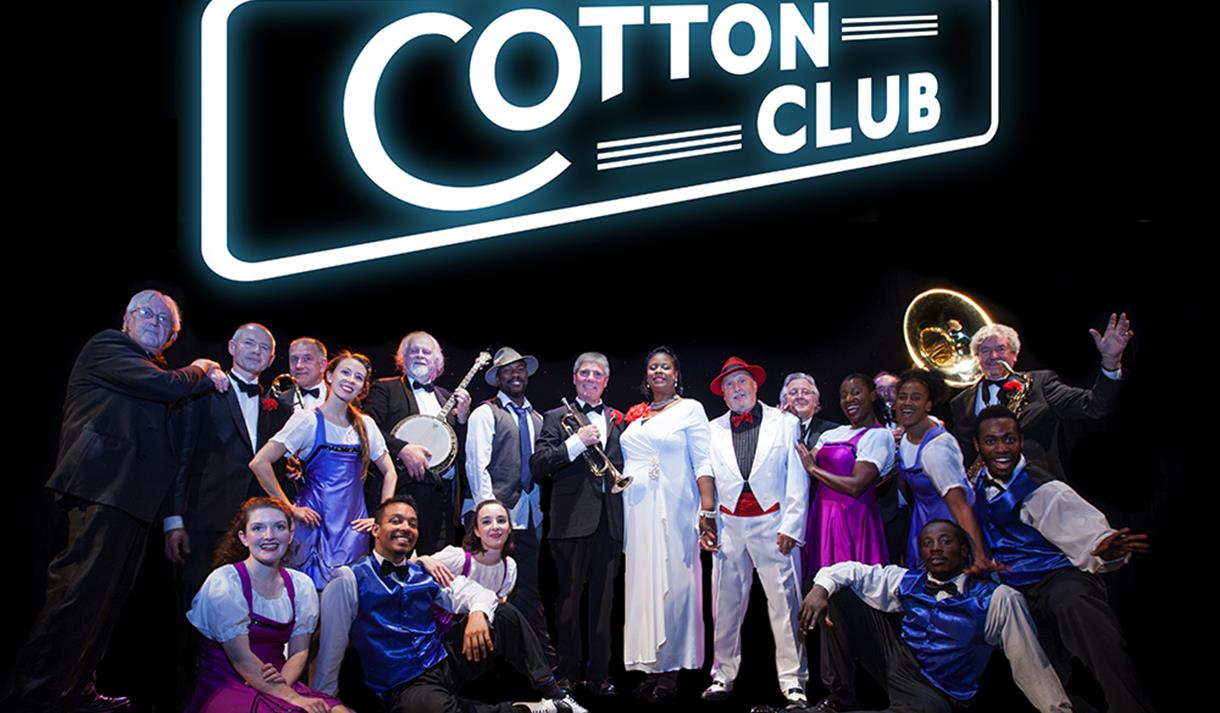 Swinging At The Cotton Club 2019 Visit Nottinghamshire
