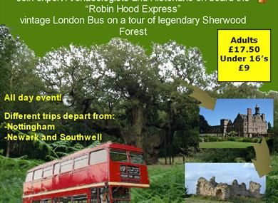 Sherwood Forest Bus Tours