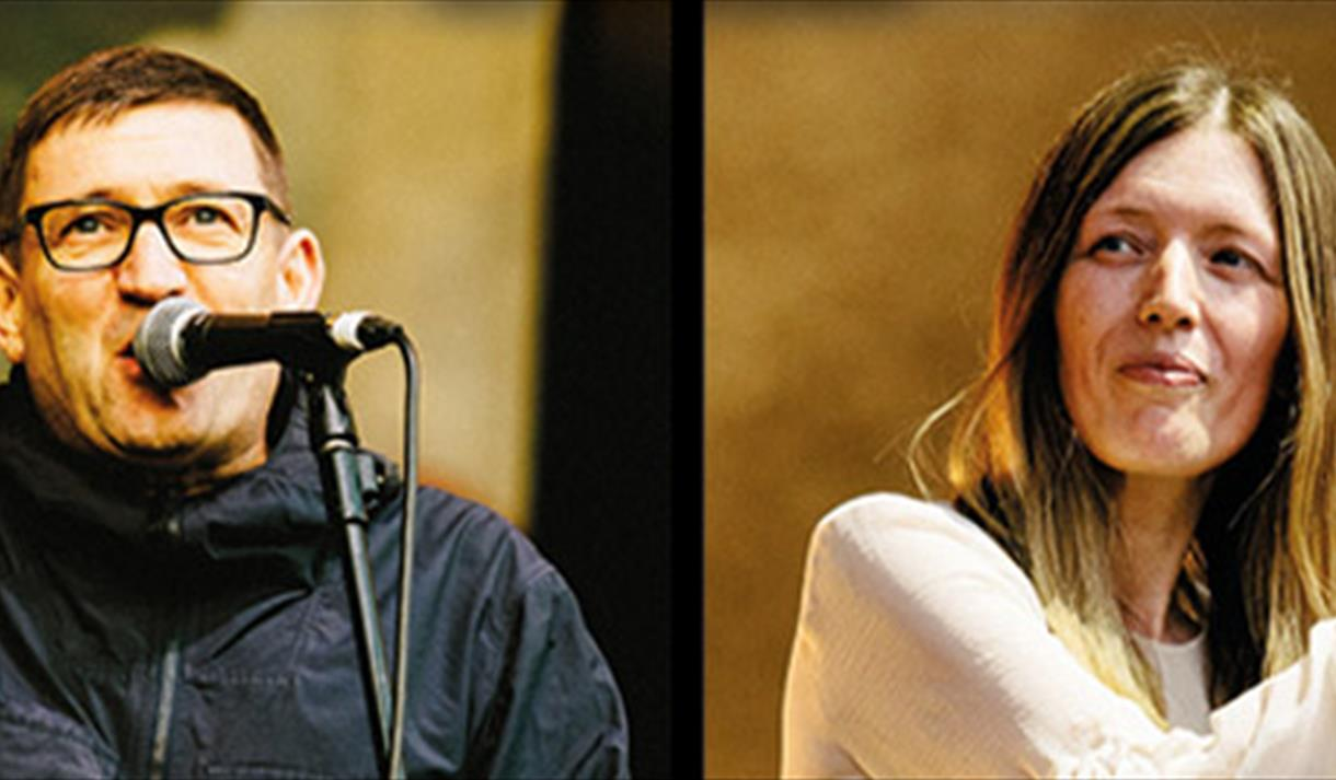 Paul Heaton & Jacqui Abbott - A Free Concert for NHS Workers