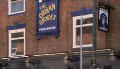 The Organ Grinder - Nottingham