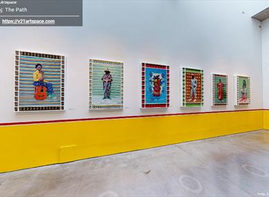 Hassan Hajjaj: The Path - Virtual Exhibition at New Art Exchange