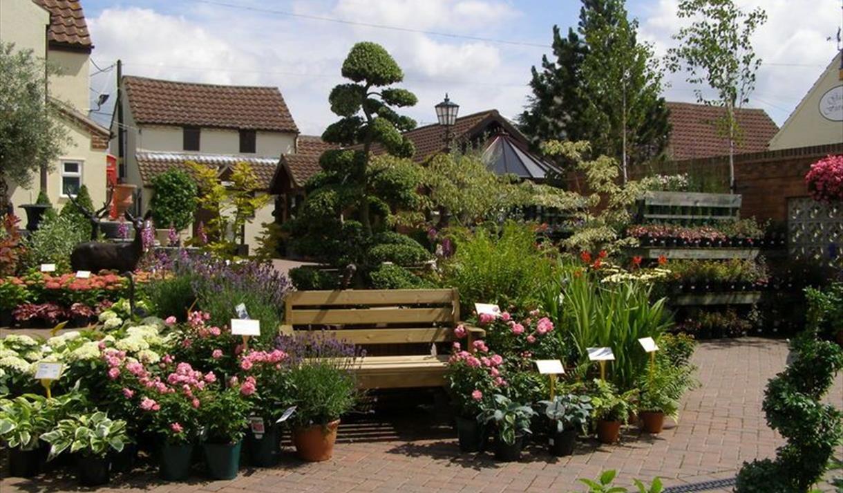 Reg Taylor\'s Garden Centre - - Visit Nottinghamshire