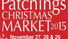 Patchings Christmas Market 2015