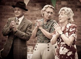 1940s Weekend at Rufford Abbey | Visit Nottinghamshire