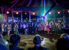Thumbnail for The Magnificent Spiegeltent